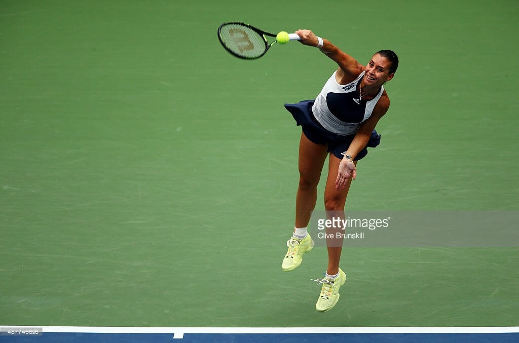 Day Twelve of the 2015 US Open at the USTA Billie Jean King National Tennis Center on September 11, 2015 in the Flushing neighborhood of the Queens borough of New York City.